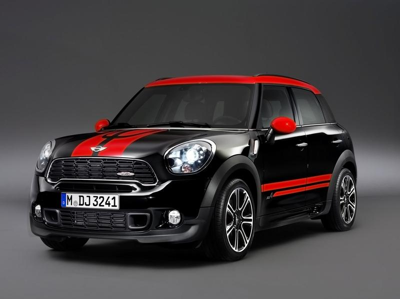 Mini countryman BMW
