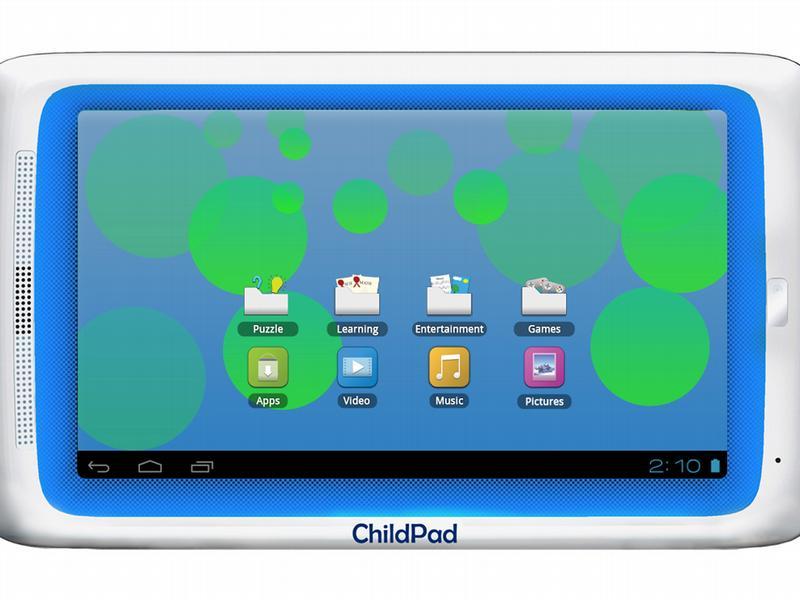 Kindgerechter Tablet-PC von Archos