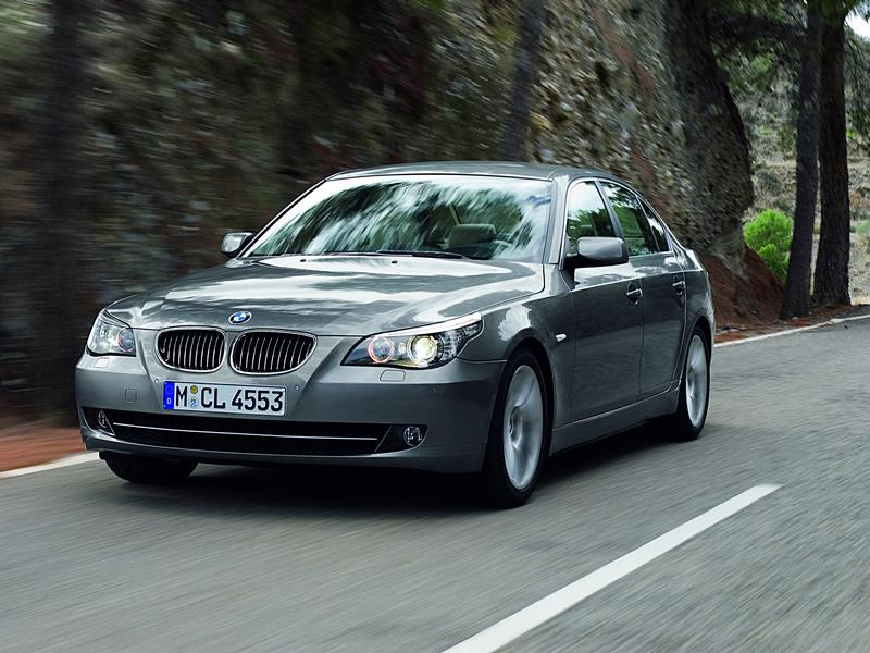 BMW 5er Feature