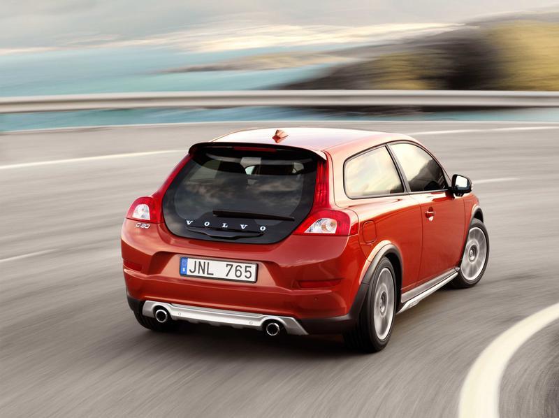 Volvo C30 на рынке поддержанных автомобилей