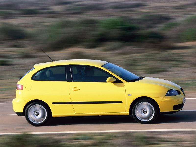 Seat Ibiza в качестве подержанного автомобиля