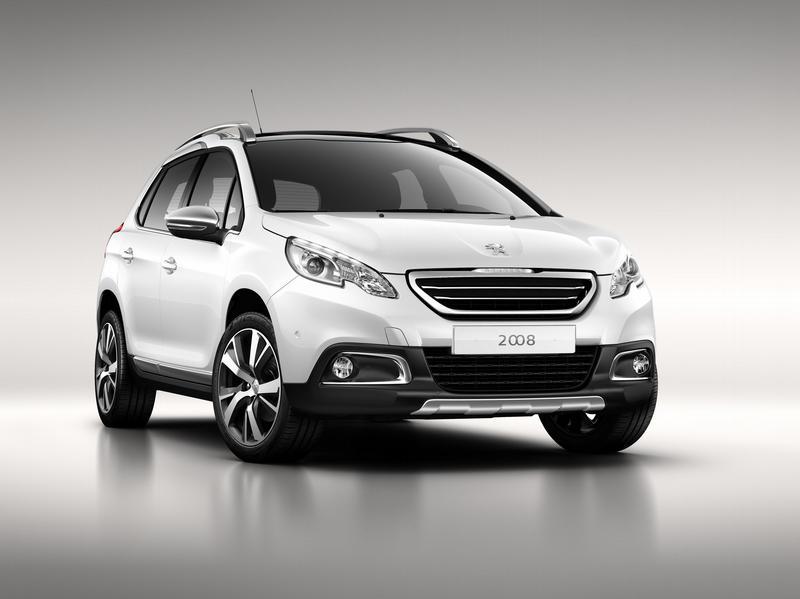 Французкий мини внедорожник от Peugeot