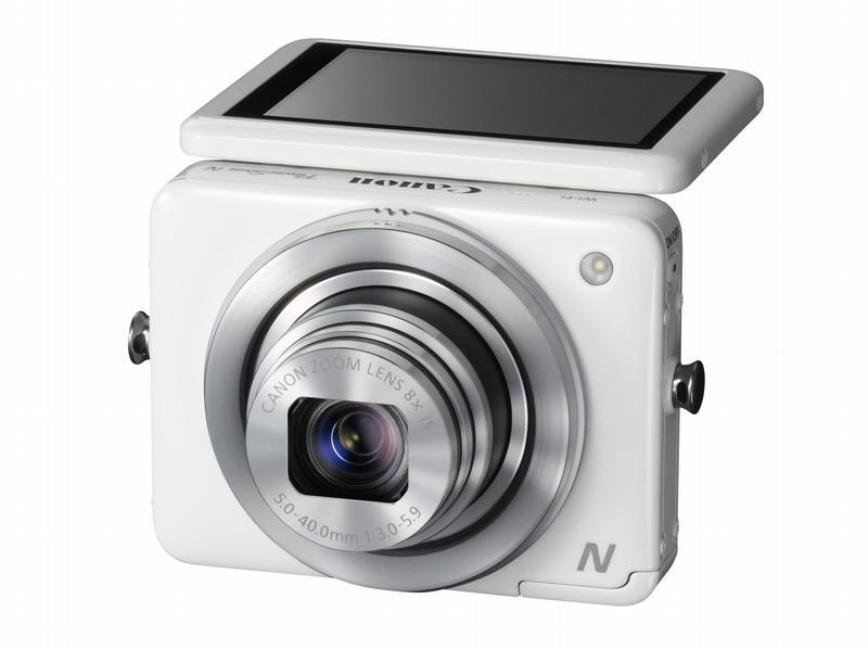 Креативные компактные камеры от Canon и Pentax