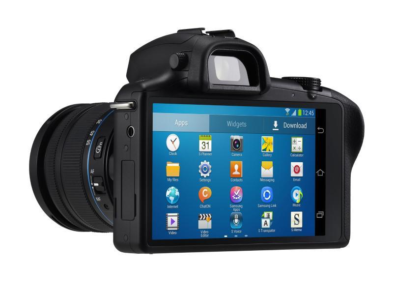 LTE-Systemkamera mit Android