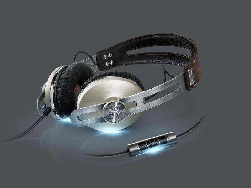 Bassbetonter Kopfhörer mit Headset-Features