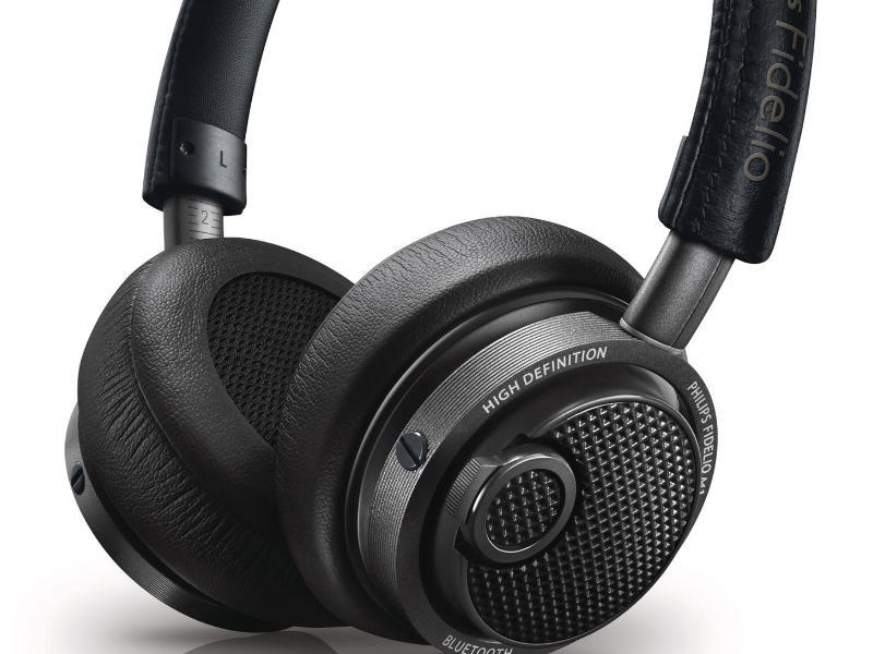 Bluetooth-Kopfhörer behält Ohrenform bei
