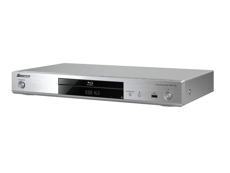 TV | Blu-ray-Player Pioneer BDP-160 mit Wlan kann Youtube-Videos abrufen