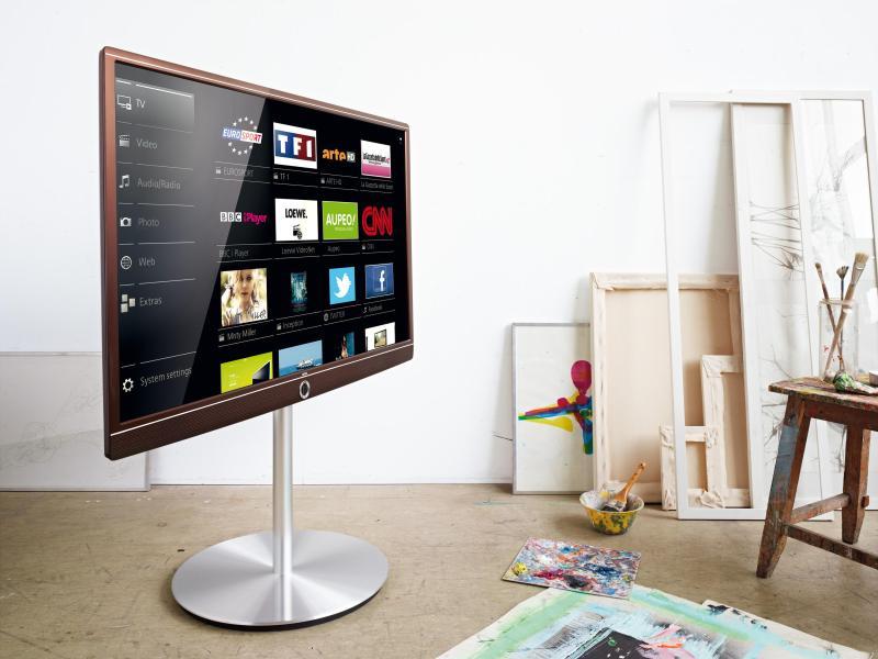 Loewe überarbeitet Art-Fernseher
