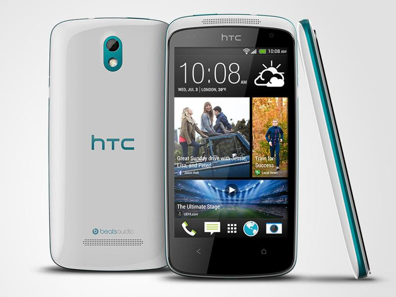 Mobile | HTC verpasst Android-Smartphones Jelly-Bean-Update
