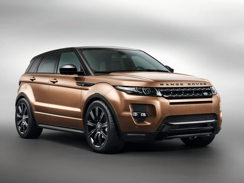 iaa neuer range rover evoque kommt mit neungang. Black Bedroom Furniture Sets. Home Design Ideas