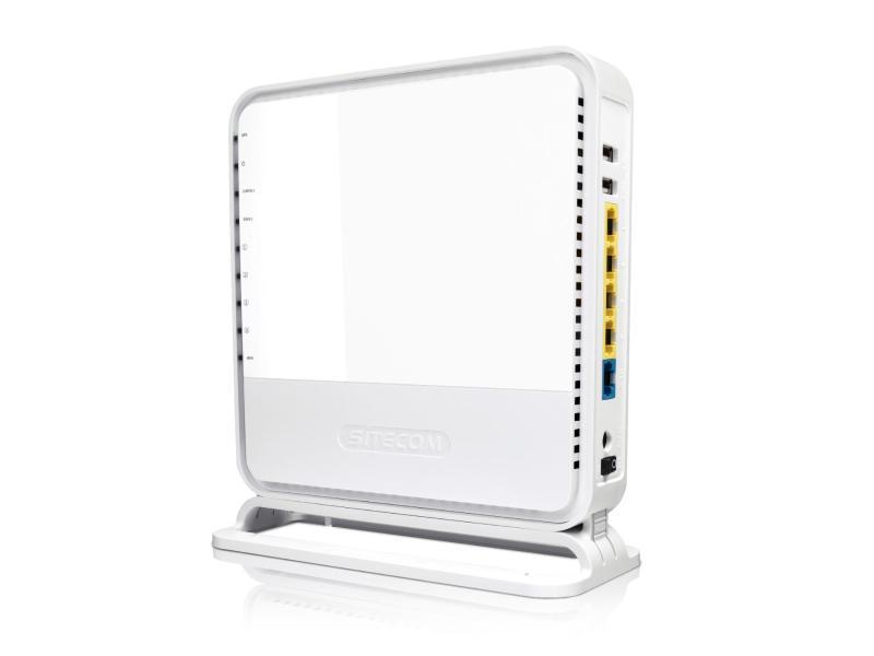Schneller surfen mit 802.11ac: Sitecom Router X8 AC1750 für Turbo-WLAN mit 1300 MBit/s