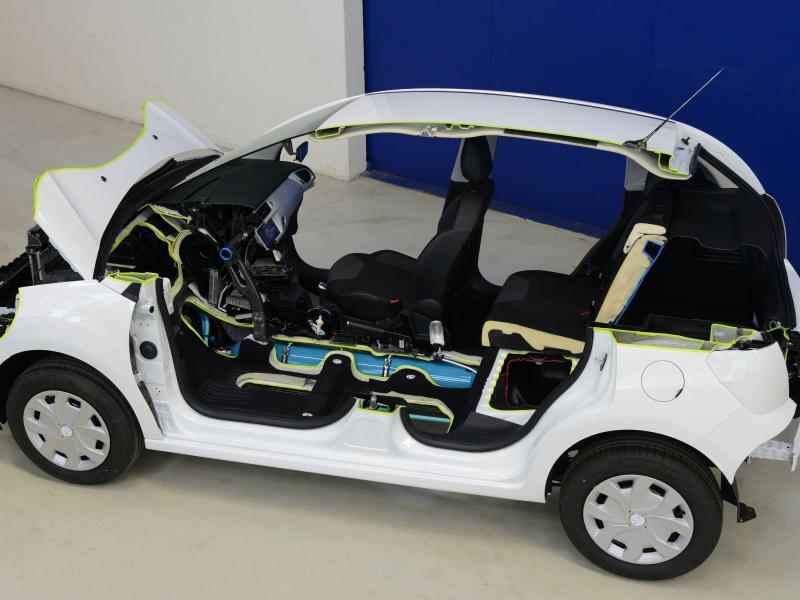 Green Motor | IAA zeigt neue Hybrid-Autos gegen den Spritdurst