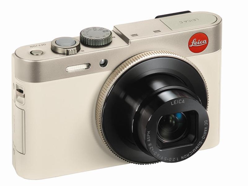 Kameras | Leica C: Kompaktkamera mit WLAN und NFC
