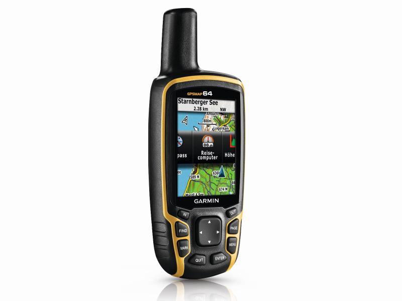 GPS-Gerät von Garmin vernetzt sich mit Smartphone