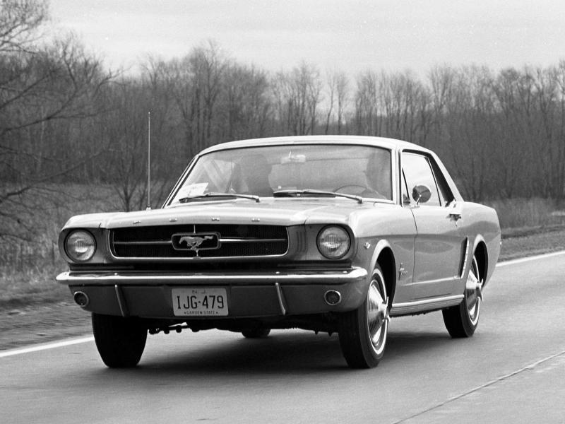 SportsCars | Happy Birthday: Ford Mustang feiert 50. Geburtstag mit neuem Mustang-Modell