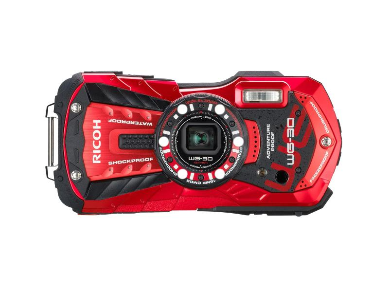 Robuste Kompaktkamera von Ricoh