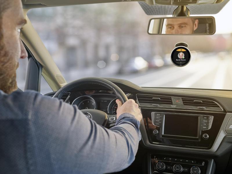 Sprachsteuerung im Auto