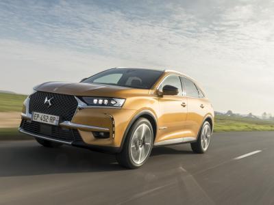 Citroën-SUV DS DS7 Crossback im Test: Schön wie ein Schmuckkästchen