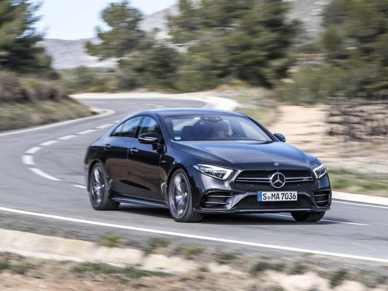 Super Fazit Mercedes-AMG CLS 53: