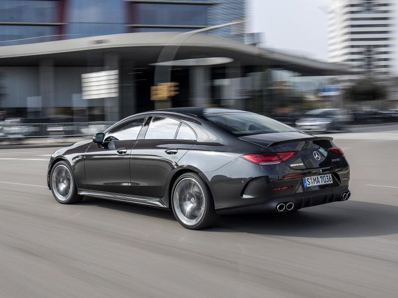 Mercedes-AMG Bestes aus mehreren Welten