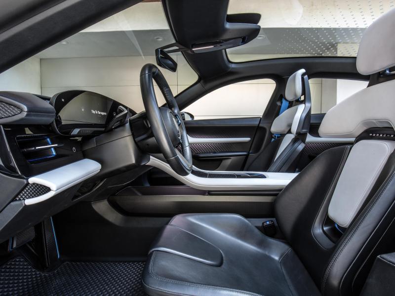 Porsche, Sportwagen, test