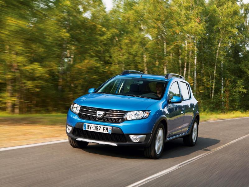 Gebrauchtwagen Check Dacia Sandero