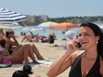 Handy im Urlaub Deutschland Euro-Tarif