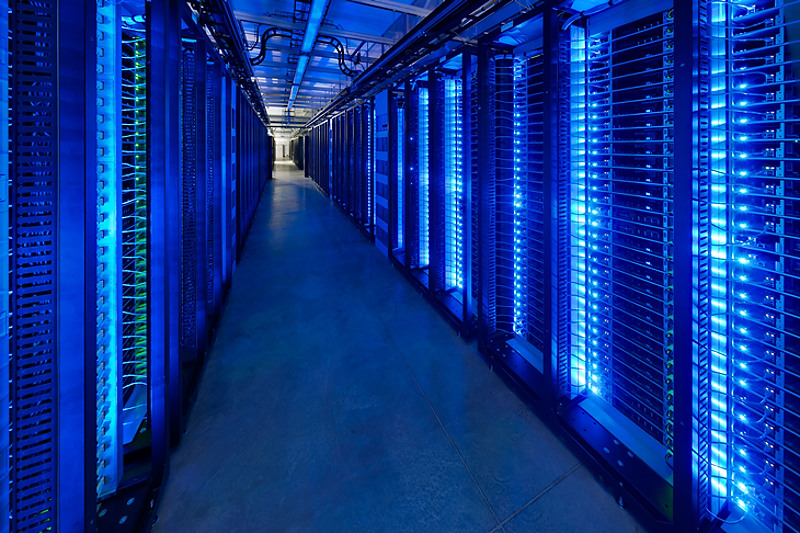 GreenIT, green, facebook ,server, datacenter, rechenzentrum
