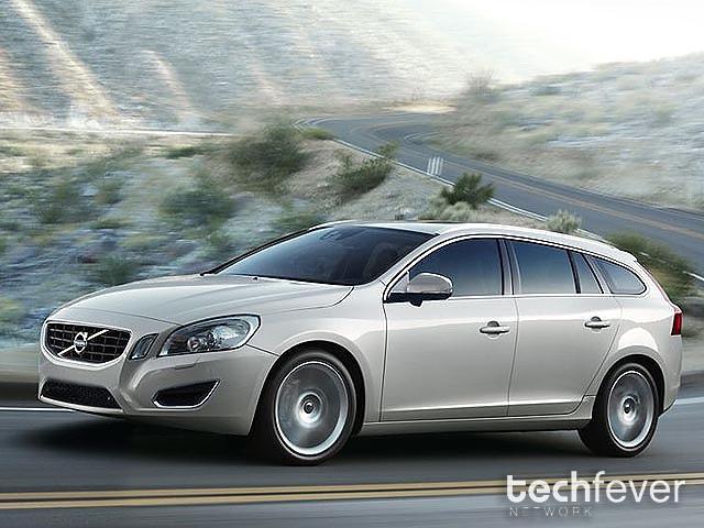 Новый Volvo S60/V60 DRIVe