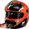NASCAR Helm: Let's race to the music, baby!