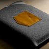 Hard Graft Held Laptop Sleeve: MacBook sicher geschützt in Filz