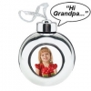 Recordable Photo Ornament: Was? Meine Christbaumkugel spricht