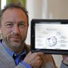 """Web-Bibliothek-Erfinder Jimmy Wales: """"Wikipedia hat Schwächen"""" – Problem fehlerhafter Quellen"""