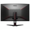 Neuer Curved Monitor für Gaming CQ32G1 von AOC