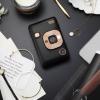 FUJIFILM Sofortbildkamera instax mini LiPlay mit Sound #Retro