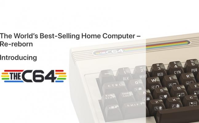 Der Brotkasten kehrt zurück: C64-Remake in Originalgröße kommt im Dezember #VIDEO