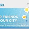 Social Media | Microsoft will bei Foursquare einsteigen – und American Express ausstechen