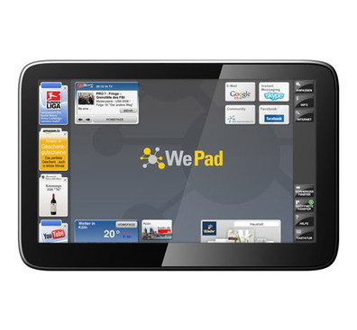 wepad apple ipad
