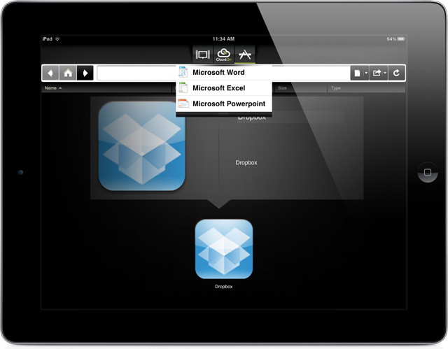 app cloudOn office iphone
