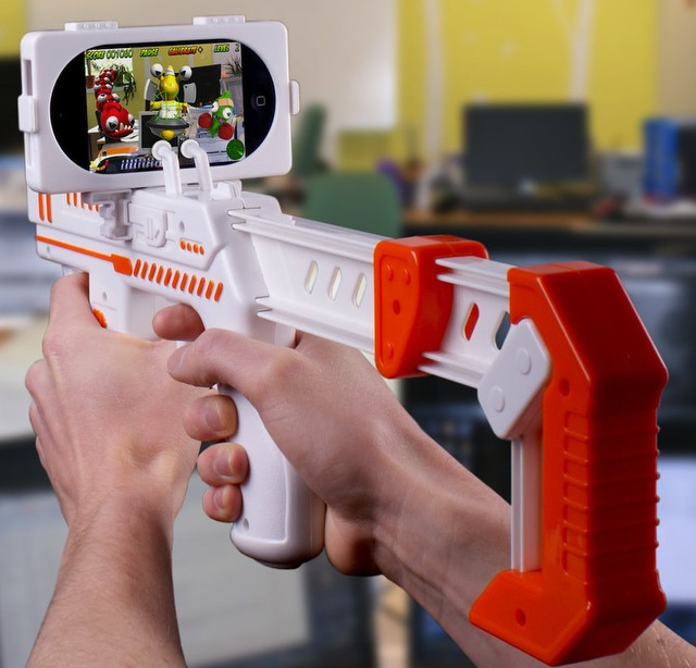 appBlaster iPhone APP shooter