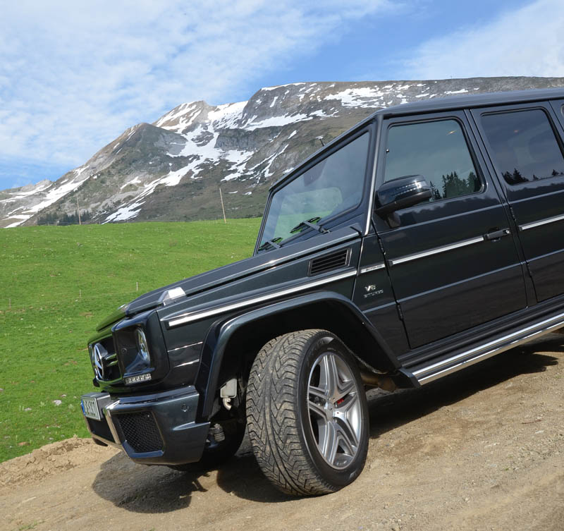 testfahrt krass mercedes g klasse schafft 100 prozent. Black Bedroom Furniture Sets. Home Design Ideas