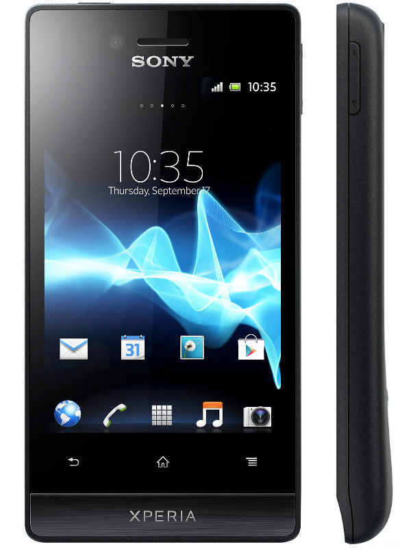 sony xperia miro Android Smartphone