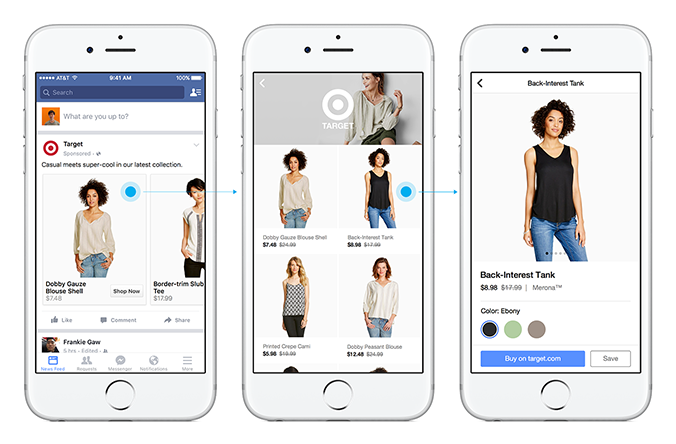 facebook ecommerce smartphone iphone online shopping 2