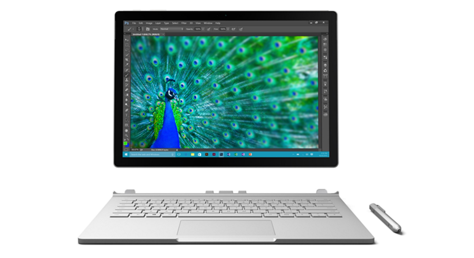ces Microsoft Surface Book in Deutschland