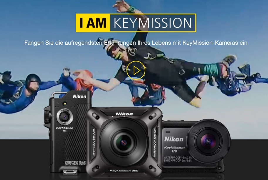 Nikon KeyMission 360 im #Test