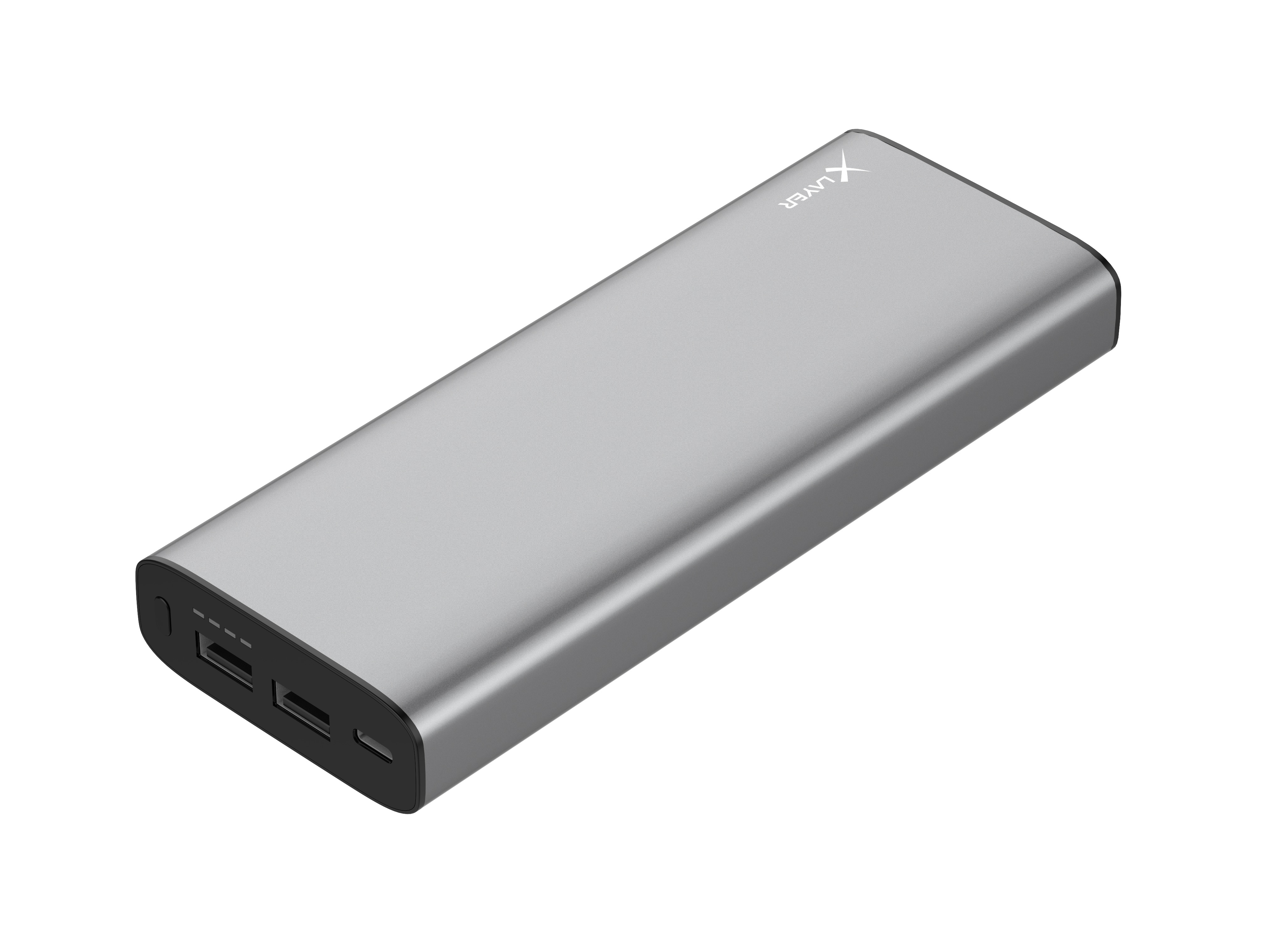 XLayer Powerbank PLUS MacBook: