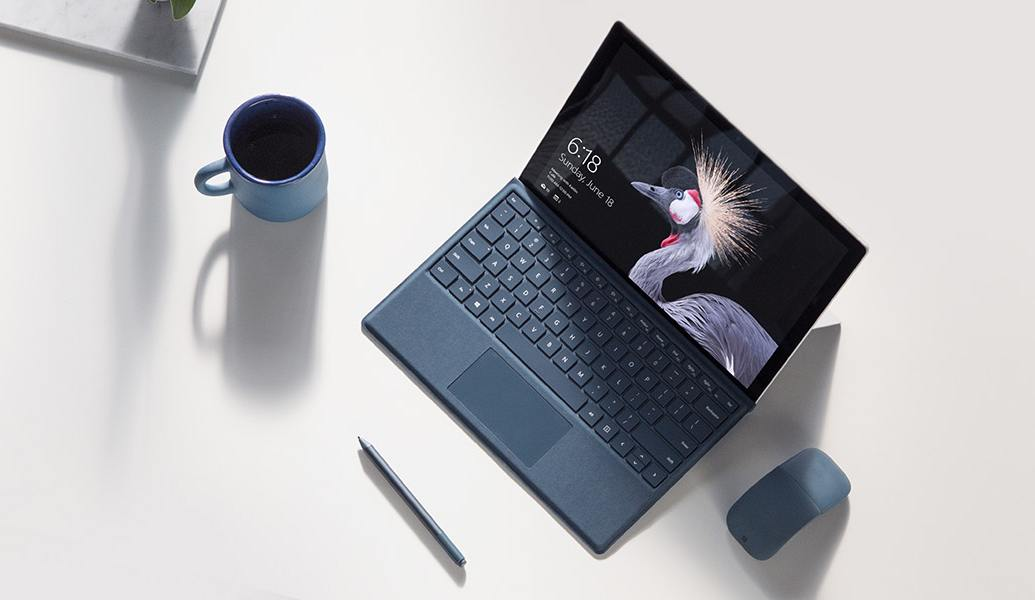 4G: Neues Surface Pro