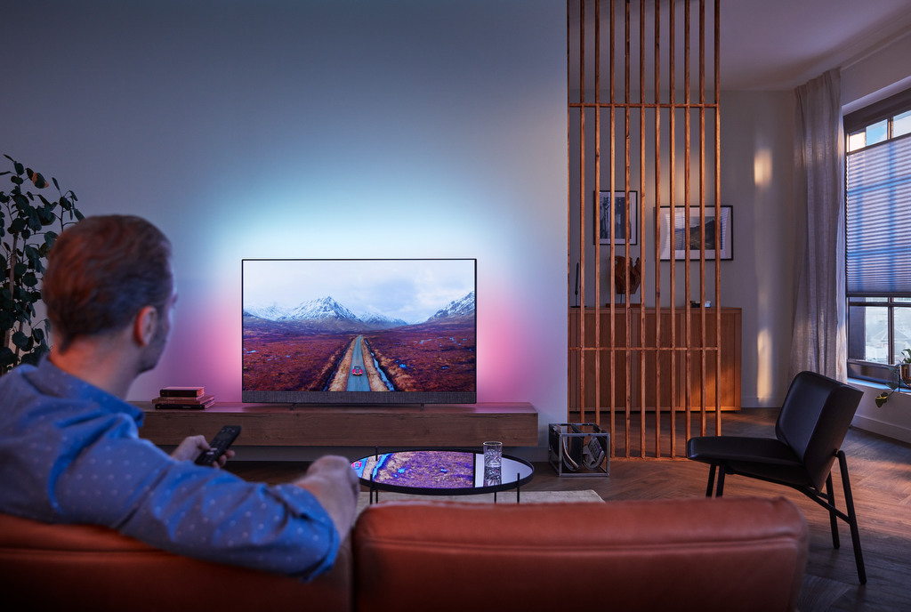 Philips TVs Amazon Alexa, Android TV 9 Pie und Dolby Vision