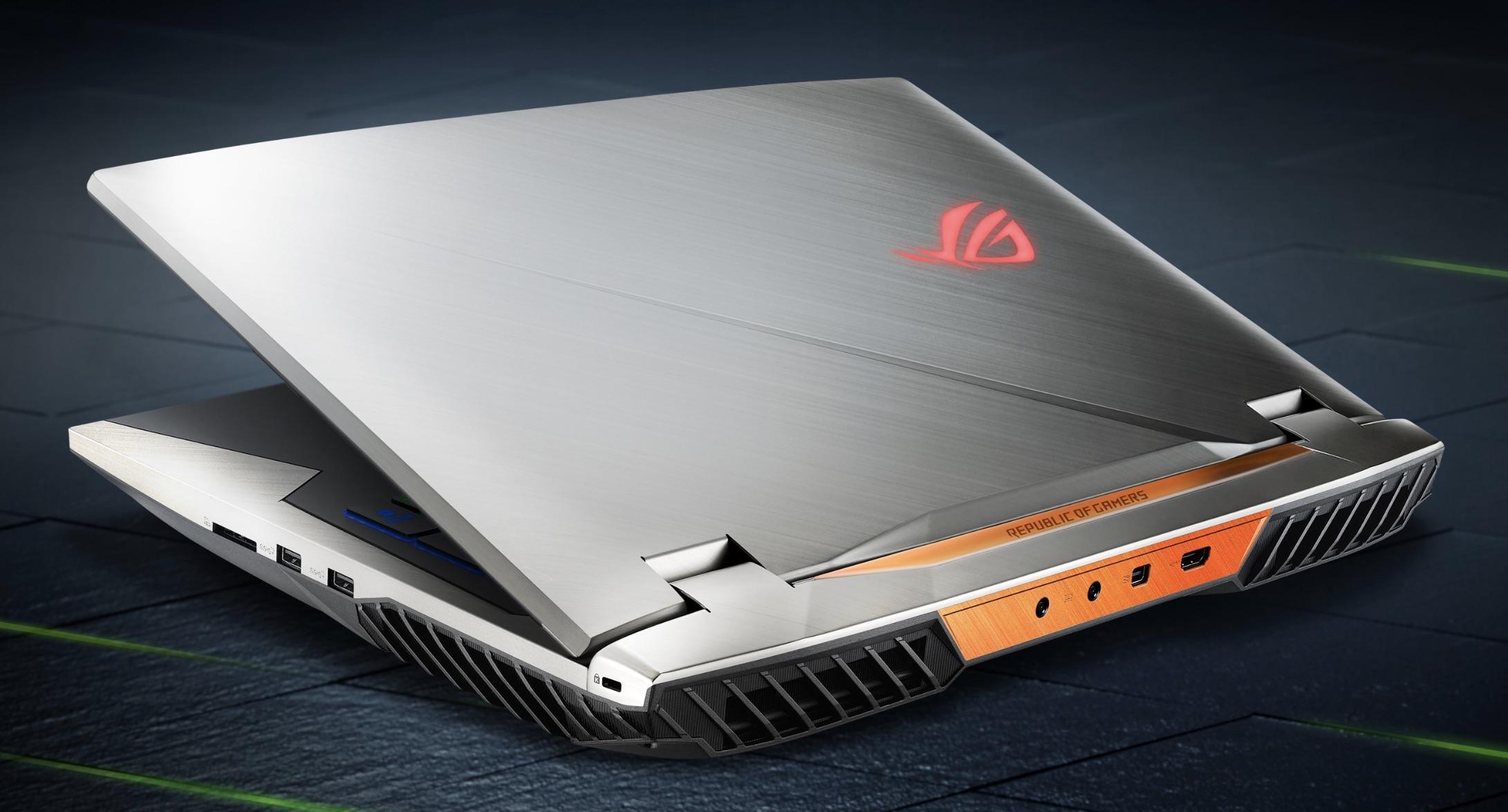 Gaming-Laptops von Asus nun mit NVIDIA GeForce RTX
