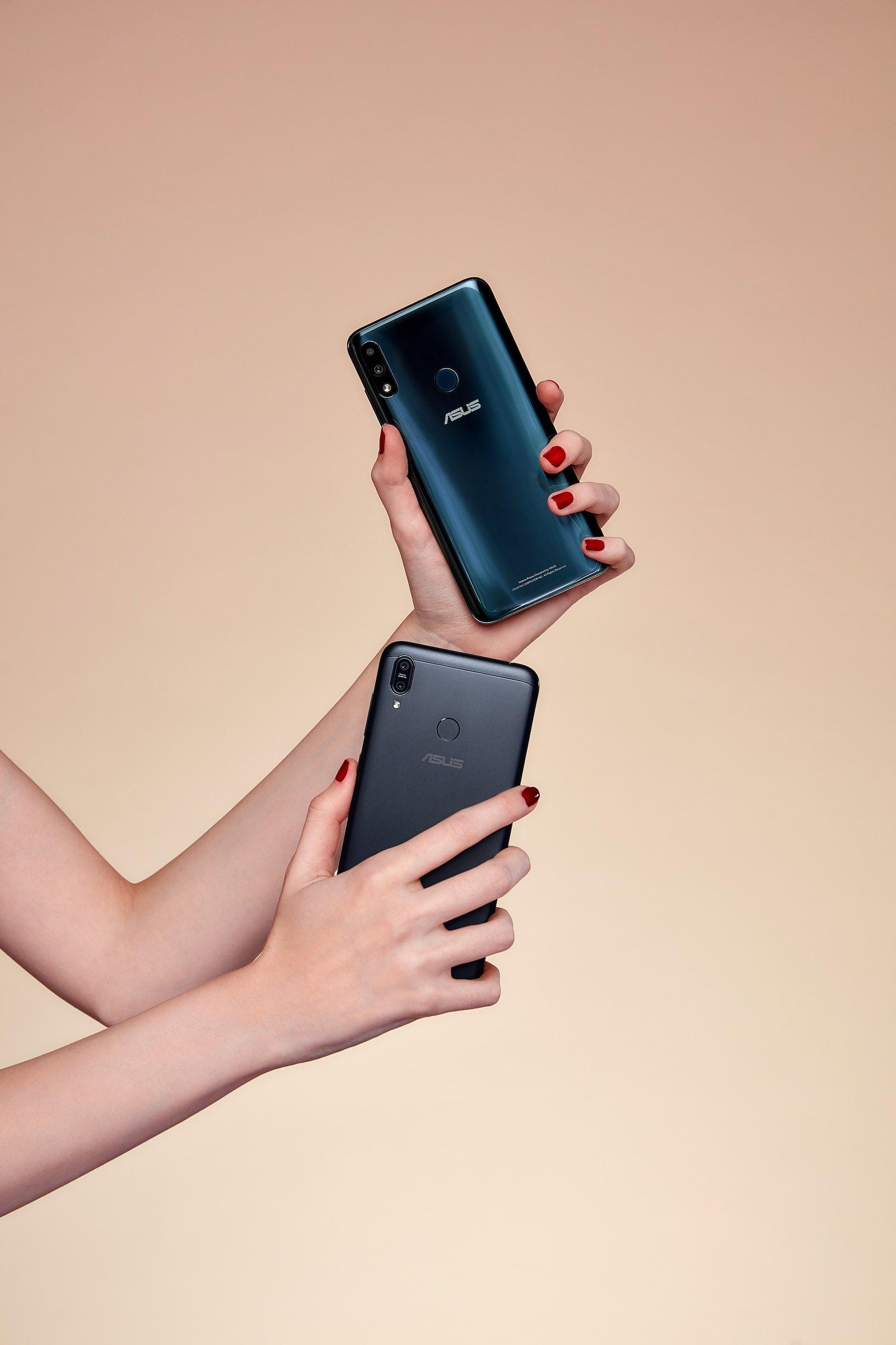 ASUS ZenFone Max und Max Pro vorgestellt